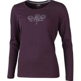High Colorado Wallis 3 Longsleeve Shirt Women purple